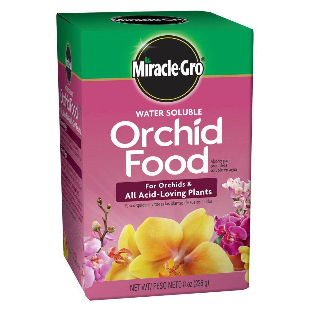 Miracle-Gro Water-Soluble 8 oz. Orchid Plant Food
