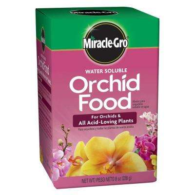 8 oz. Water-Soluble Orchid Plant Food