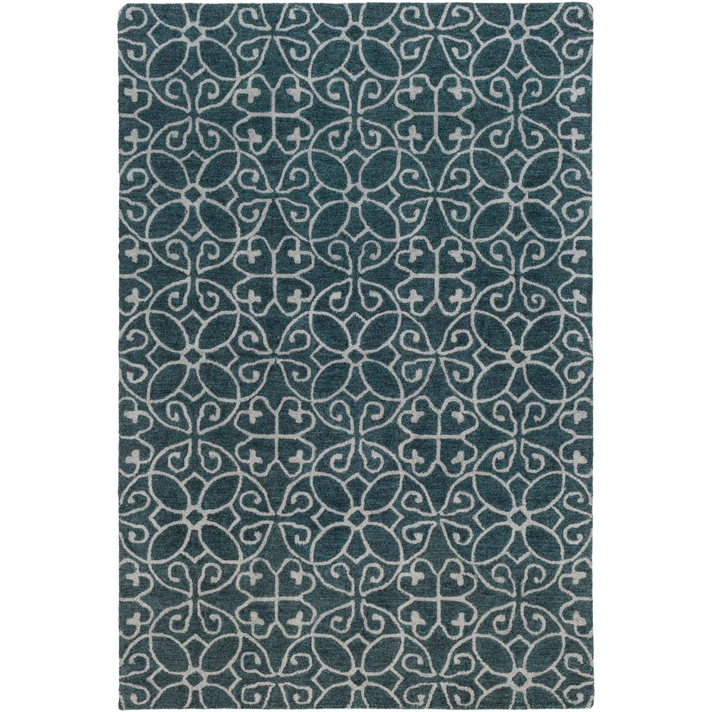 Imara Teal 5 ft. x 7 ft. 6 in. Area Rug