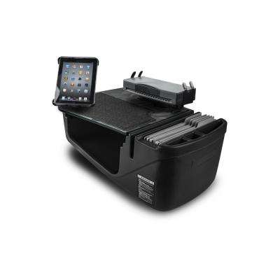 Efficiency GripMaster Car Desk Urban Camouflage with Built-in Power Inverter, Printer Stand and iPad/Tablet Mount