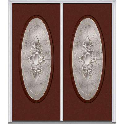 64 In. X 80 In. Heirloom Master Left Hand Large Oval Lite Classic