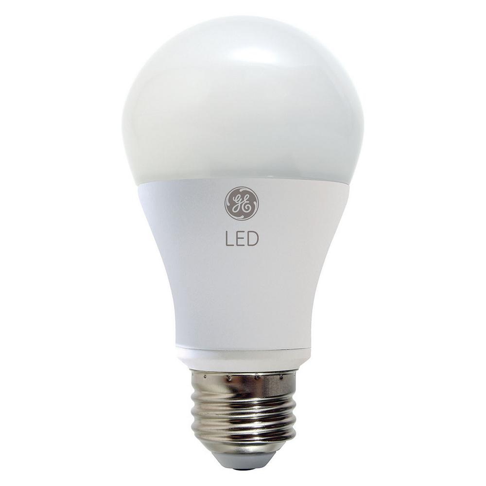 Ge 100w equivalent reveal 2850k high definition a21 dimmable led light bulb 2 pack Household led light bulbs