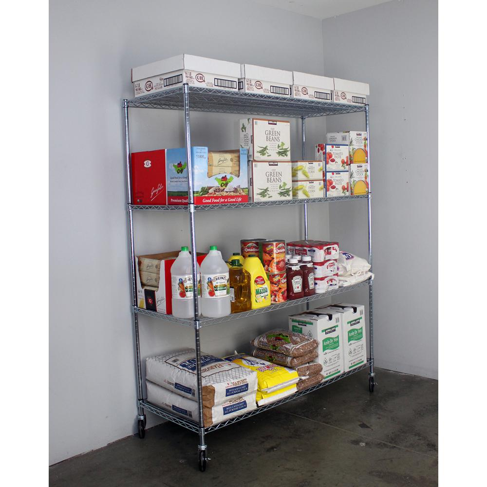 available adjusted installations installation can shelving heights be customized to rack with in any your space overhead fit garage safe is sizes racks that saferacks