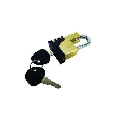 Adjustable Brass Coupler Lock
