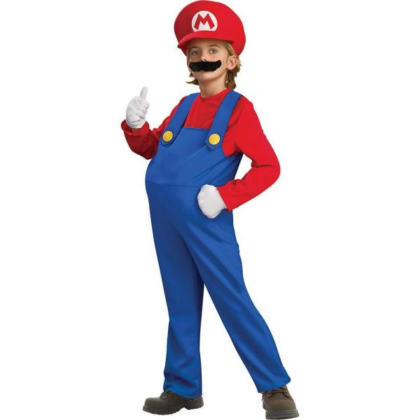 Disguise Toddler Mario Costume