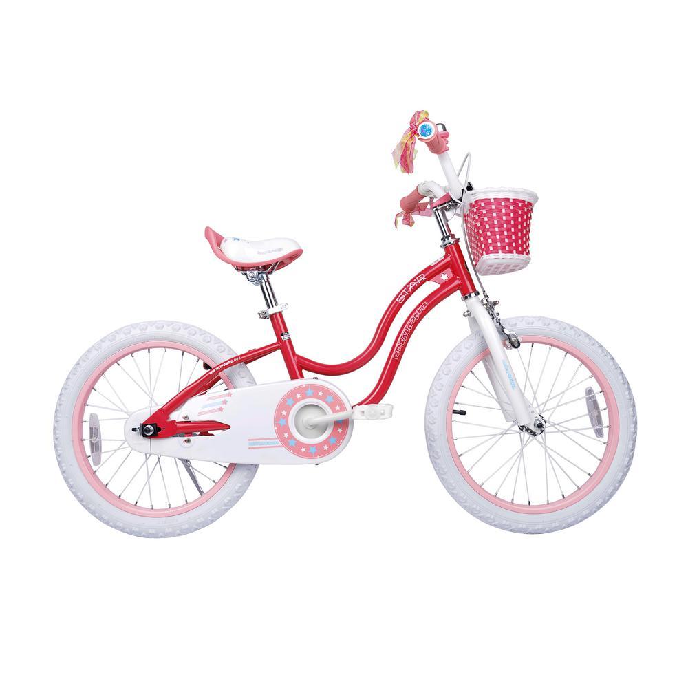 Stargirl 18 in. Blue Kids Bicycle