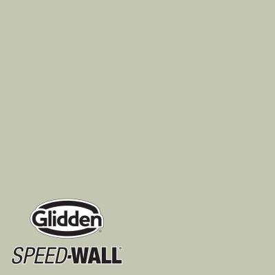 Speed-Wall 1 gal. PPG1030-2 Pale Pine Flat Interior Latex Paint