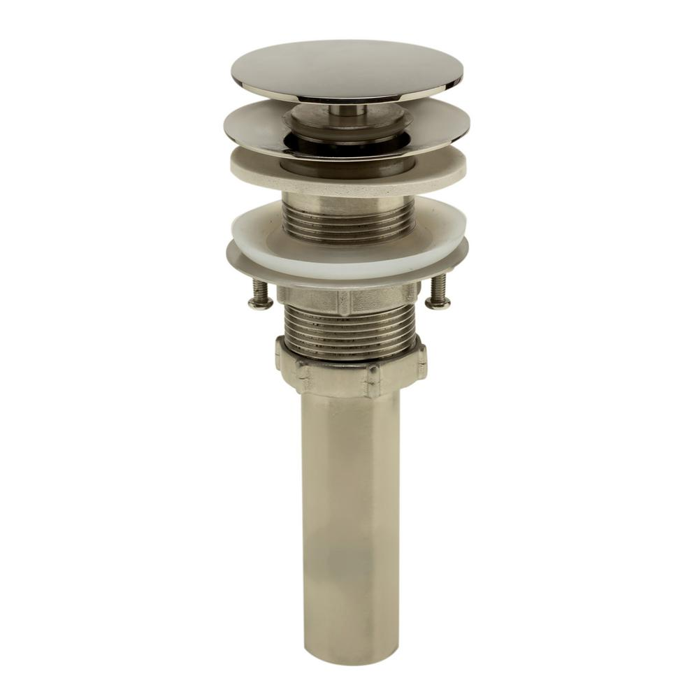 3 in. x 7.6 in. Stainless Steel Bathroom Drain for AB36TR