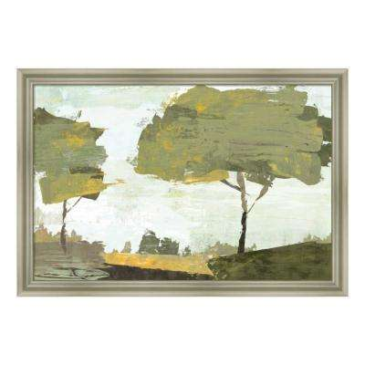 """October Sun"" by Edward Selkirk Framed Canvas Wall Art"