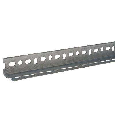 1-1/2 in. x 60 in. Zinc-Plated Slotted Angle