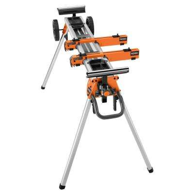 Professional Compact Miter Saw Stand