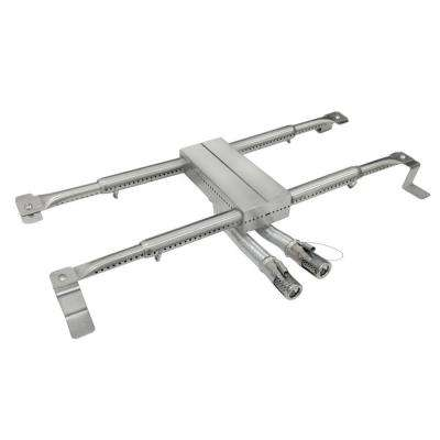 Adjustable Stainless Steel H Burner
