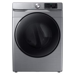 7.5 cu. ft. Platinum Electric Dryer with Steam