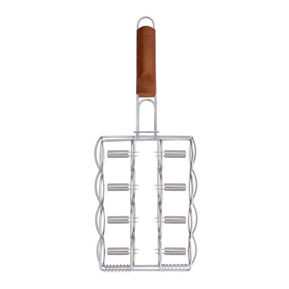 Home Decorators Collection Corn on the Cob Grilling Basket with Corn Holders