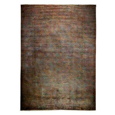 Revival Beige 10 ft. x 14 ft. Indoor Area Rug