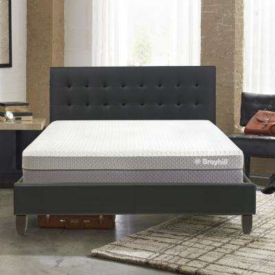 Cube 10 in. Twin XL Customizable and Adjustable Contouring Air Flow Memory Foam Mattress
