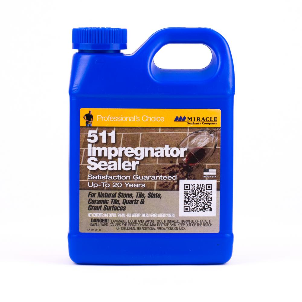 Miracle Sealants 32 oz. Impregnator Penetrating Sealer-511 ...