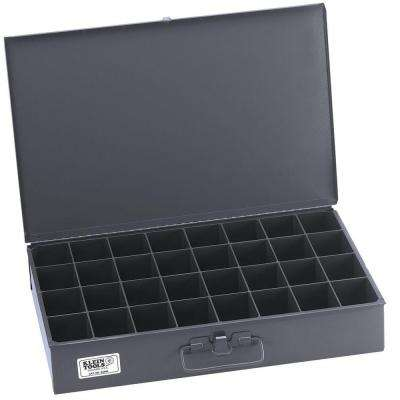 18 in. Extra-Large 32-Compartment Storage Small Parts Organizer