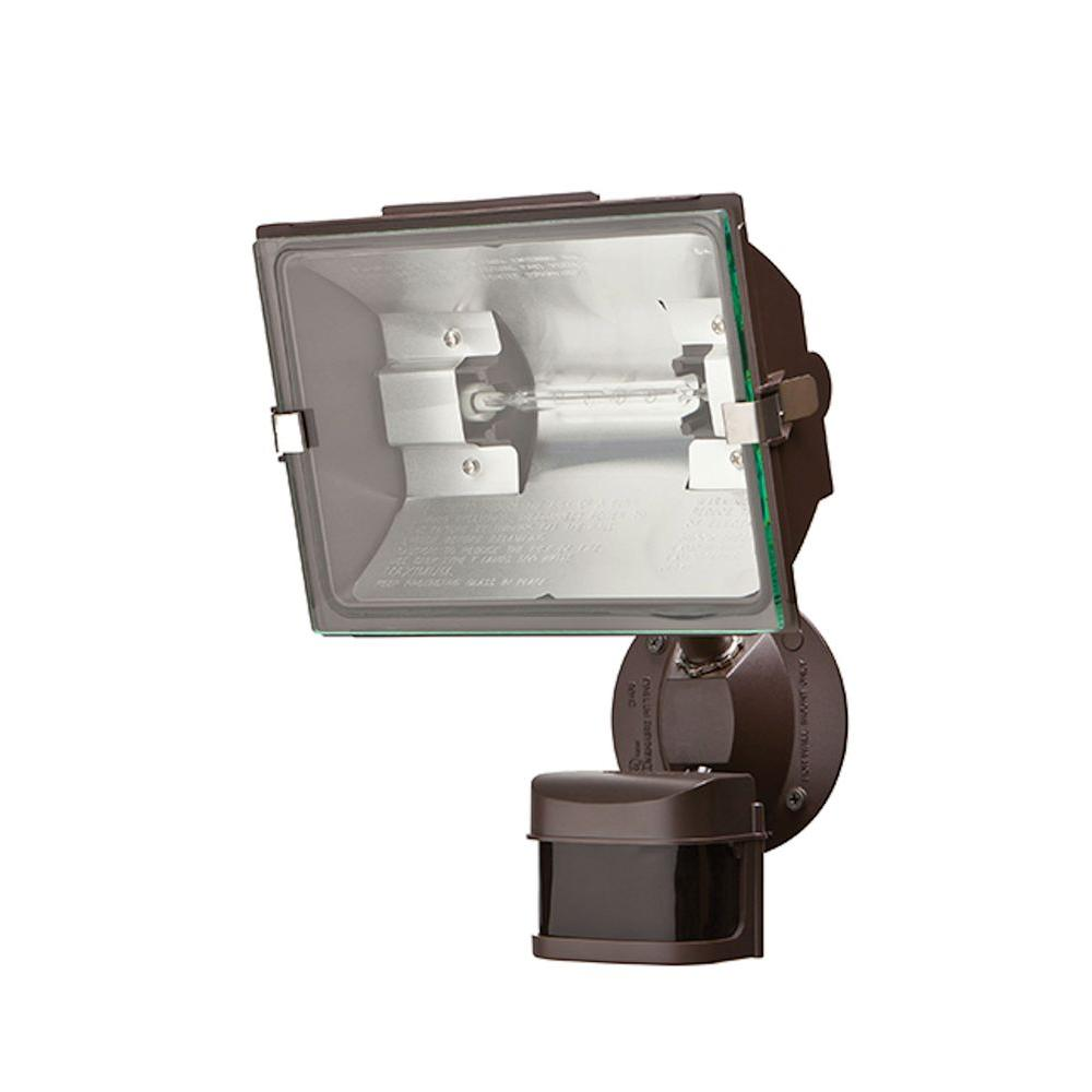 Defiant 270 Degree Bronze Motion Outdoor Security-Light