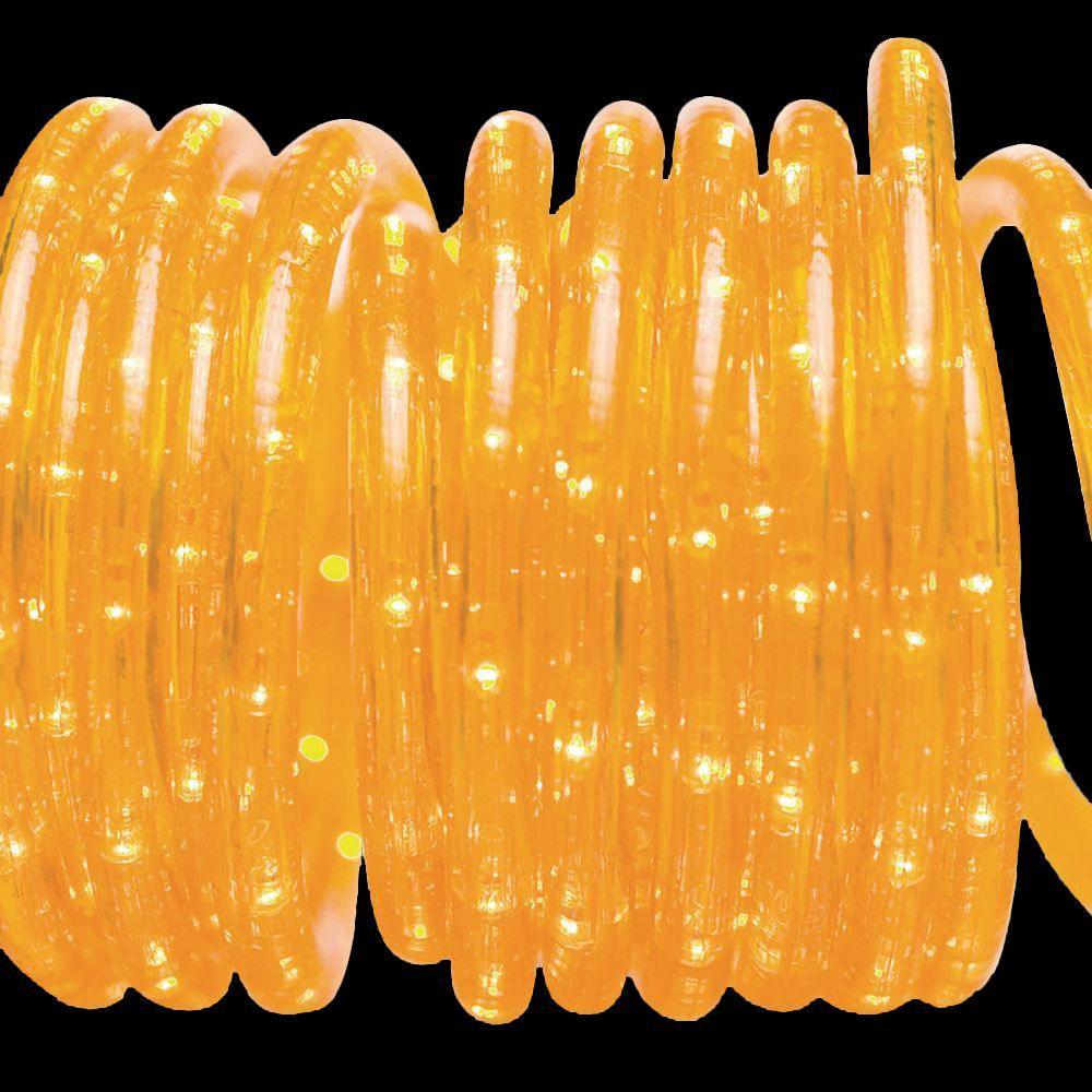 Brite Star 18 ft. 50-Light Gold Rope Light
