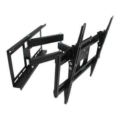 26-55 in. Full Motion Television Wall Mount in Black