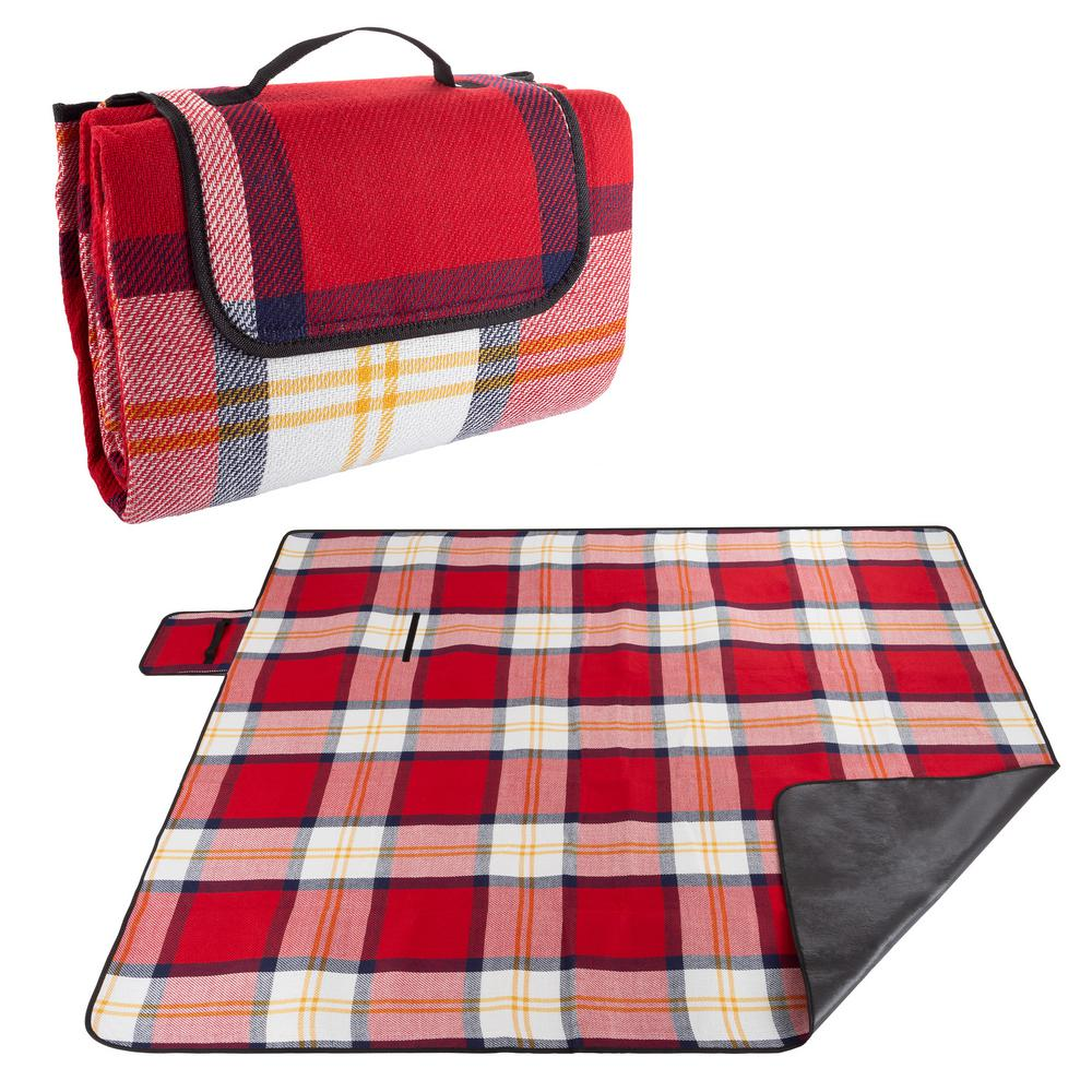 Wakeman Outdoors Oversized Outdoor Picnic Blanket with ...