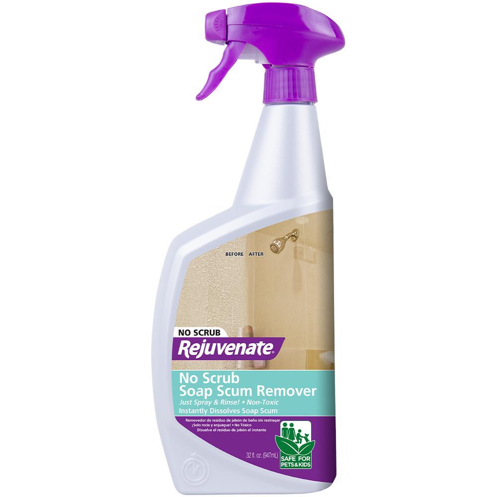 Rejuvenate 32 oz. Soap Scum Remover
