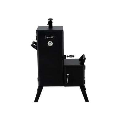 36 in. Vertical Off-Set Charcoal Smoker