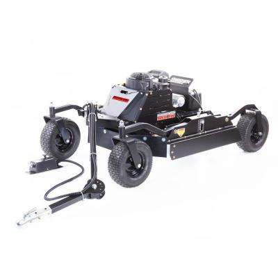 Commercial Pro Brush King 44 in. 14.5-HP 12-Volt Kawasaki Pull-Behind Rough-Cut Trail Cutter California Compliant
