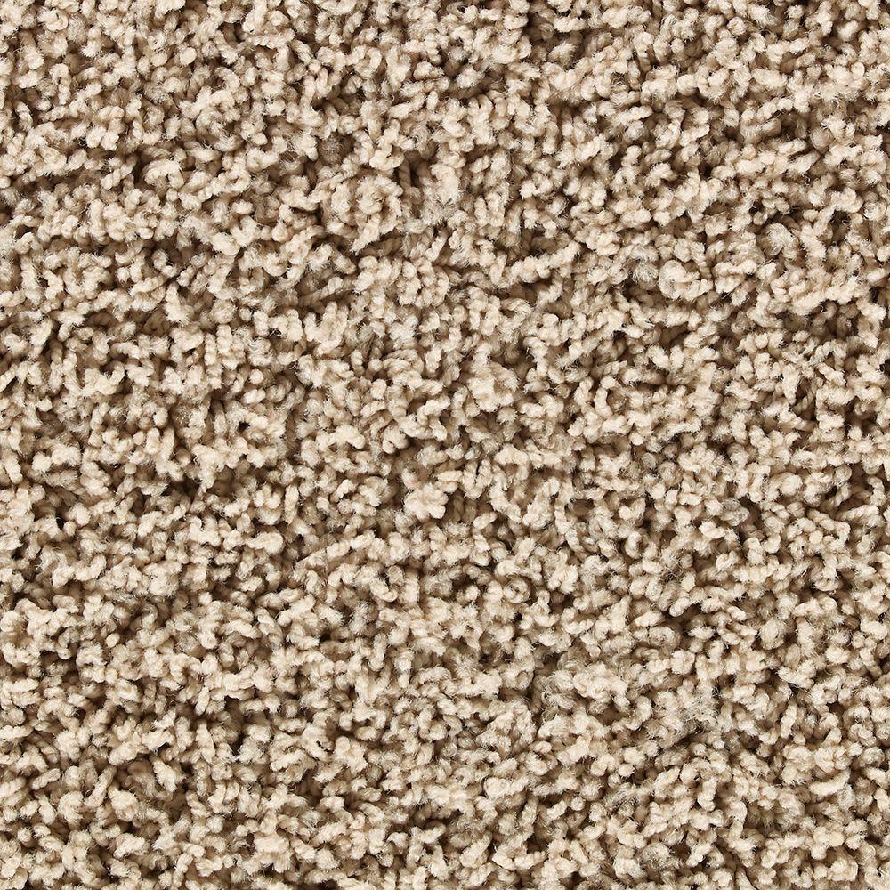 Martha Stewart Living La Paz Buckwheat Flour (S) - 6 in. x 9 in. Take Home Carpet Sample