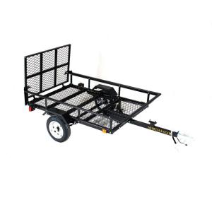 northstar trailers utility trailers carts ns1 64_300 load star atv trailer kit 5 ft x 8 ft atv with rear loading ramp home depot trailer wiring harness at bayanpartner.co