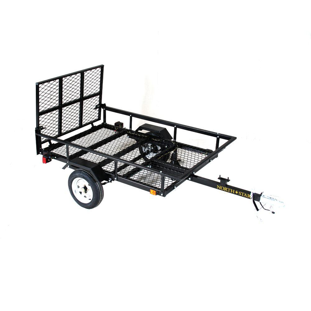 Northstar Trailers 4 Ft X 6 Ft Sportstar 1 Atv Trailer Kit Ns1