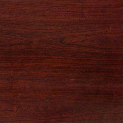 12.75x12.75x.75 in. Monaco Ready to Assemble Cabinet Door Sample in Cherry