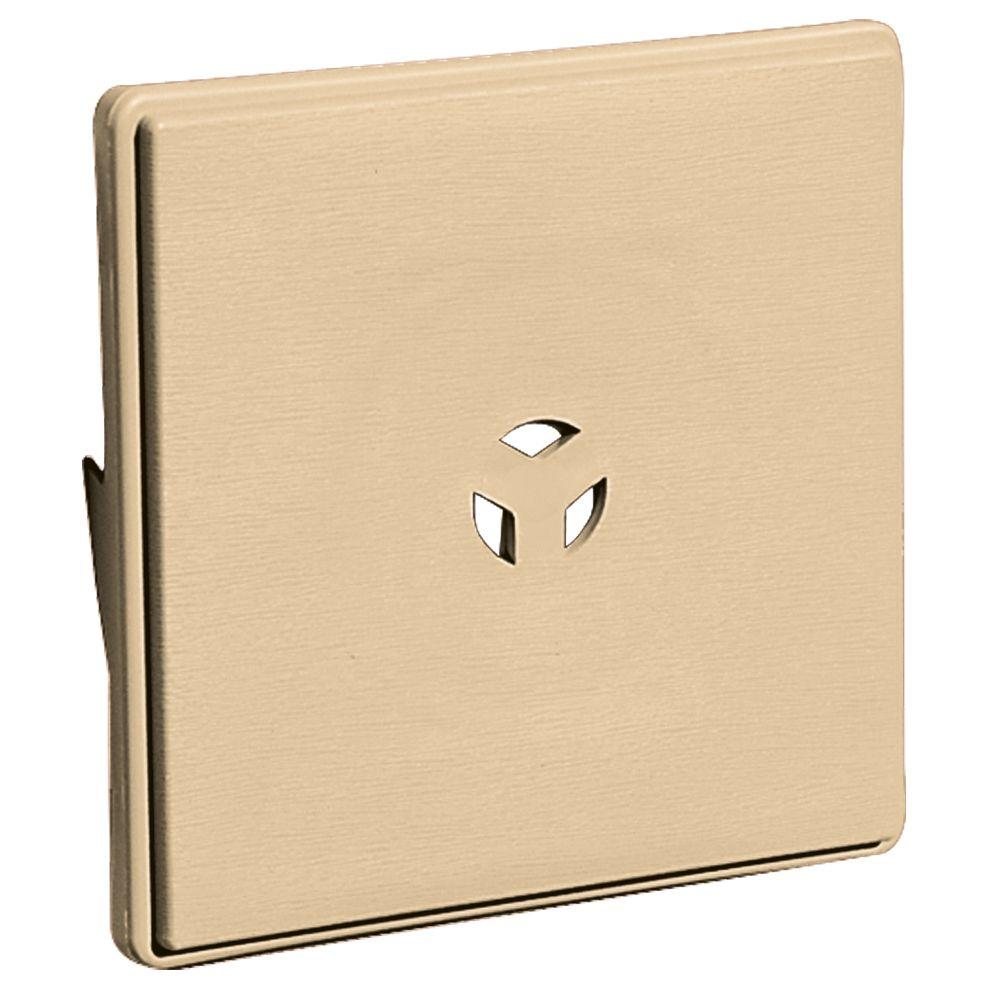 6.625 in. x 6.625 in. #045 Sandstone Maple Dutch Lap Surface