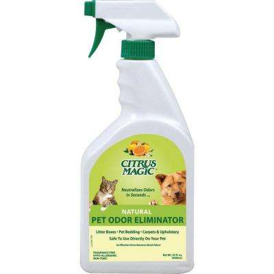 22 oz. Pet Multi-Surface Stain and Odor Eliminator (3-Pack)