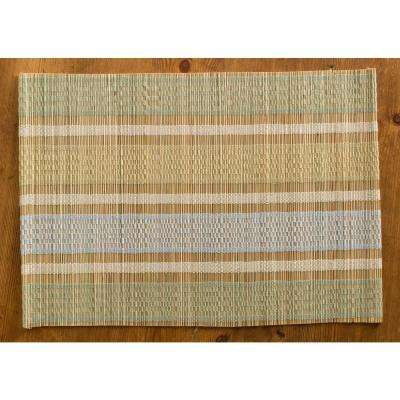 Natural Straw Placemats (Set of 4)