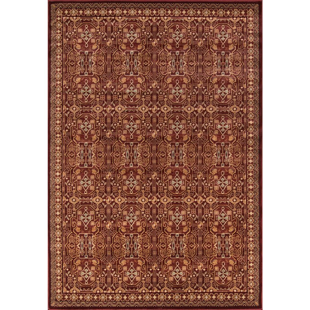 Buckingham Red 5 ft. 3 in. x 7 ft. 6 in.