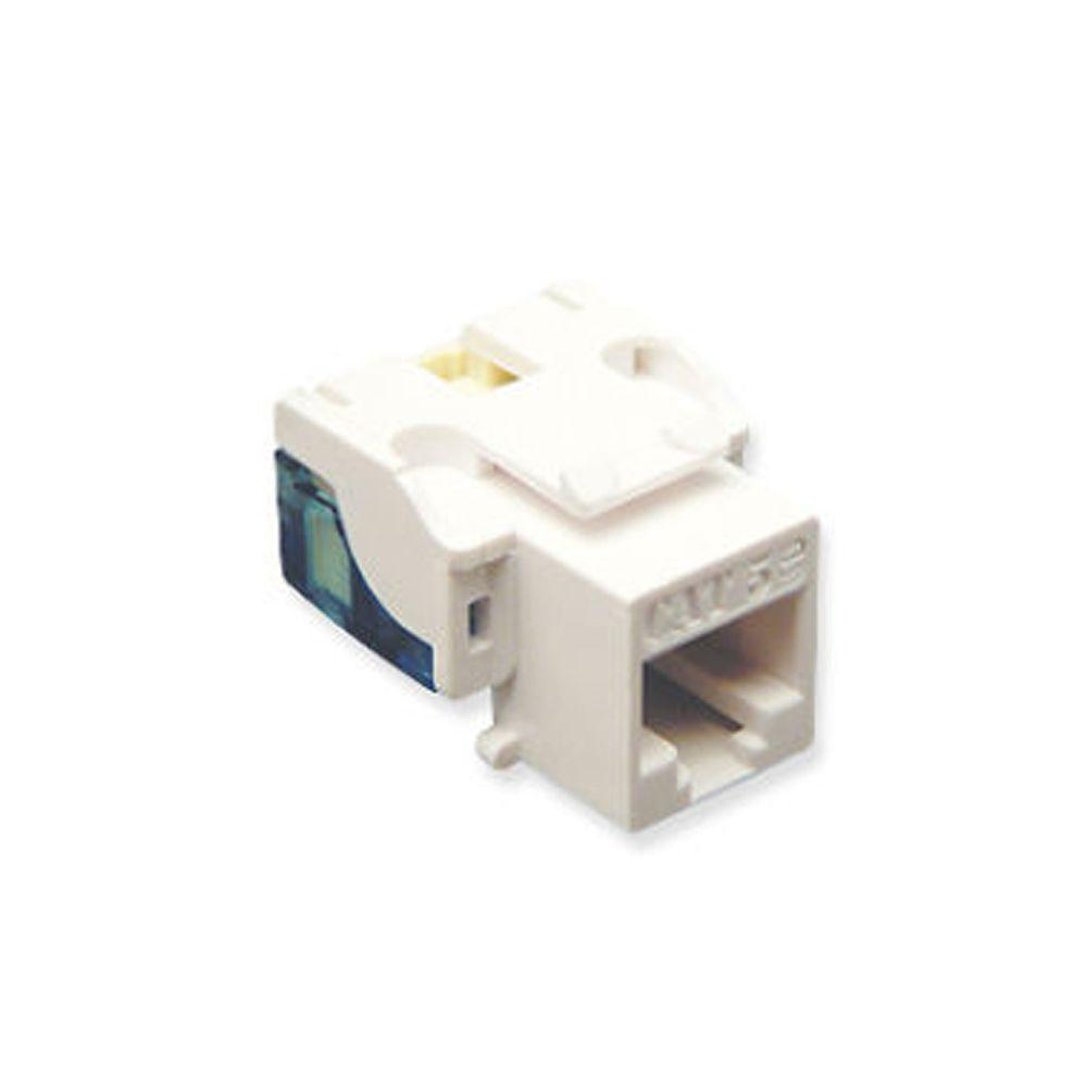 Iconovex Cat 5e 3/4 in. Nonmetallic Module Jack