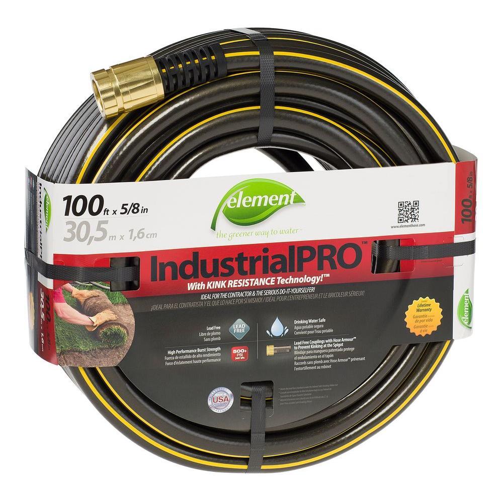 IndustrialPRO 5/8 In. Dia X 100 Ft. Lead Free Garden Hose ...