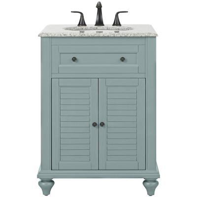 24 Inch Vanities Bathroom Vanities Bath The Home Depot