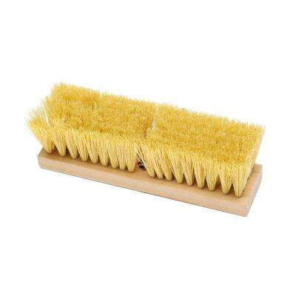 Synthetic Deck Scrub Brush