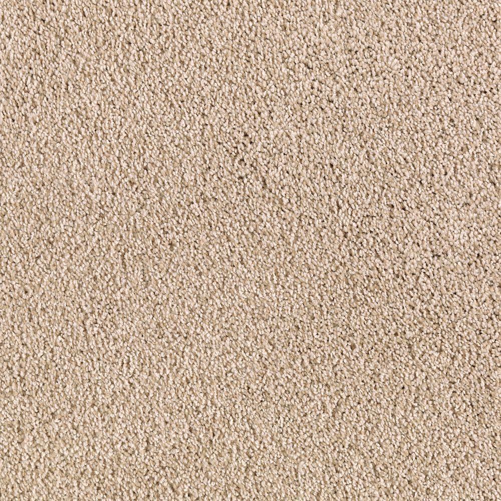 Durst II - Color Beach Pebble Texture 12 ft. Carpet