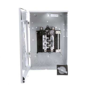ES Series 200 Amp 8-Space 16-Circuit Main Breaker Outdoor Trailer Panel Load Center
