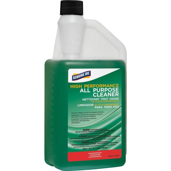 Genuine Joe High Performance All Purpose Cleaner Gjo99672 The Home Depot