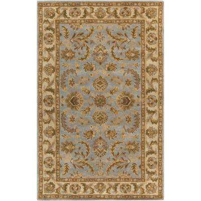 Middleton Virginia Sky Blue 9 ft. x 13 ft. Indoor Area Rug