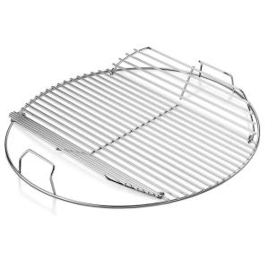 Weber Hinged Replacement Cooking Grate for 18-1/2 inch One-Touch Kettle &... by Weber