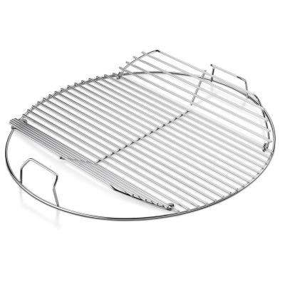Hinged Replacement Cooking Grate for 18-1/2 in. One-Touch Kettle & Bar-B-Kettle Charcoal Grill