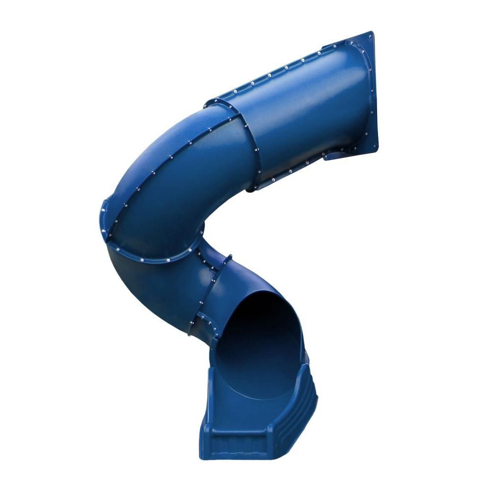 Blue Radical Ride Tube Slide