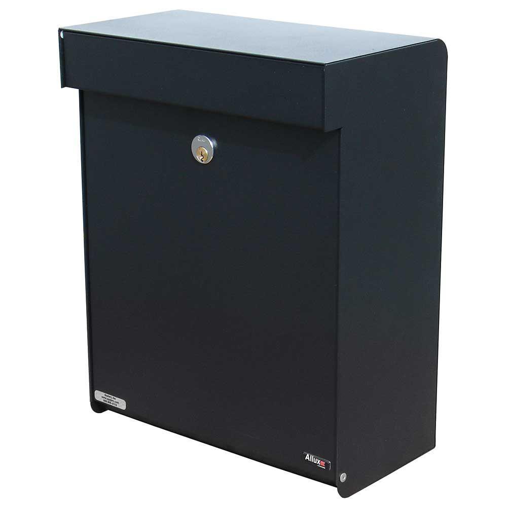Salsbury Industries 4600 Series Black Decorative Vertical
