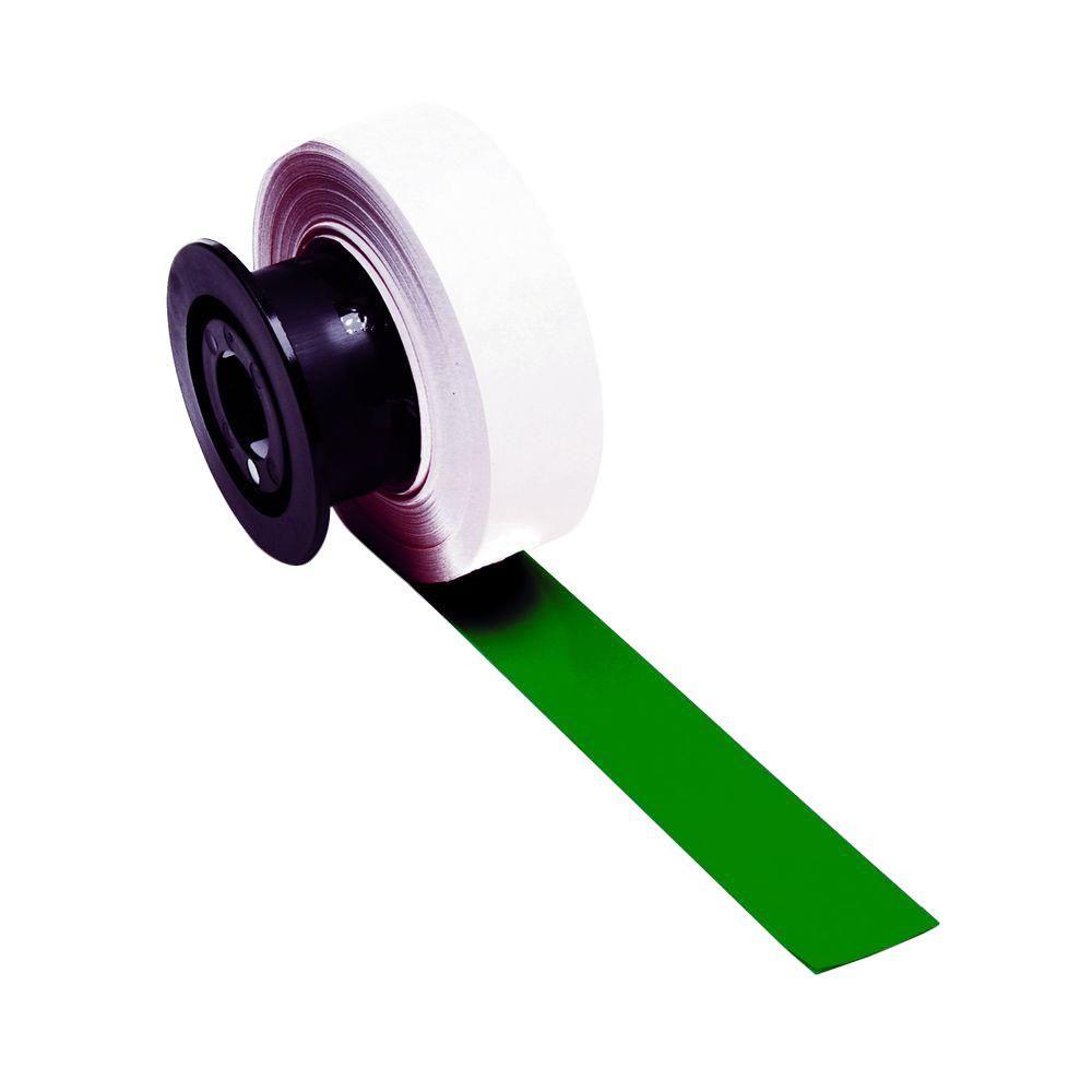 MiniMark Industrial Printer General Purpose 1.125 in. x 110 ft. Vinyl Green Tape